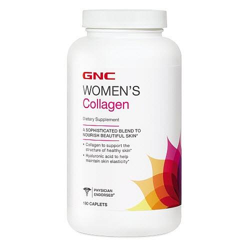 GNC Women's Women's Collagen, Caplets 180 ea - GNC029
