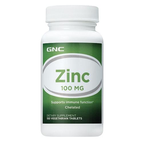GNC Zinc 100MG - GNC035